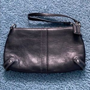 Coach Bags - Coach Leather Wristlet